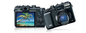 The Canon PowerShot G10